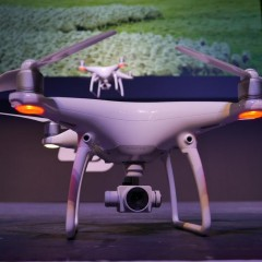 DJI Unveils The Phantom 4, The Smartest Flying Camera Ever