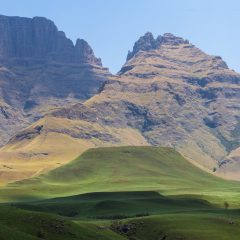 A 360 Vlog From the Drakensberg Mountains
