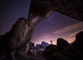 Shooting the Stars in Joshua Tree National Park