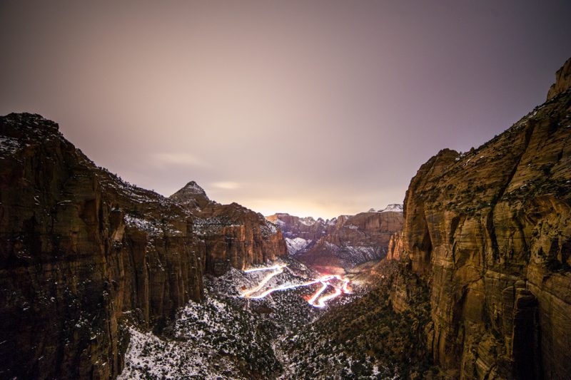 Canyon Outlook, Zion National Park