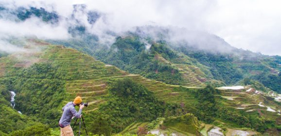 Epic Photo Location: The Banaue Rice Terraces