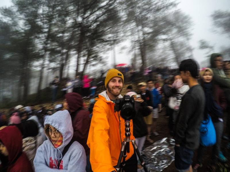 Selfie at Kiltsepan