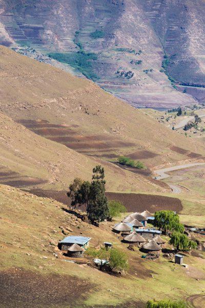 lesotho Bokong Nature Reserve